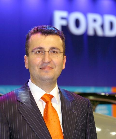 Ford Trucks'ta Genel Müdür Yardımcısı değişiyor