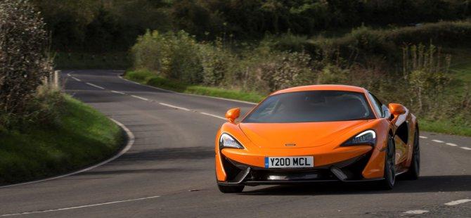 Pirelli, McLaren Sports Series'e özel lastik üretecek