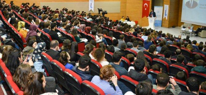 Arkas Lojistik'ten üniversite öğrencilerine ders