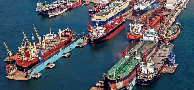 10 gemiye liman yasağı!