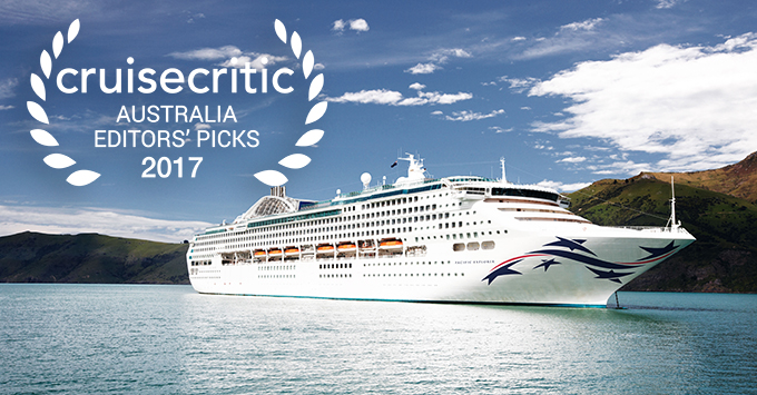 MSC Seaside ve MSC Meraviglia 'En İyi Gemi Ödülü' aldı
