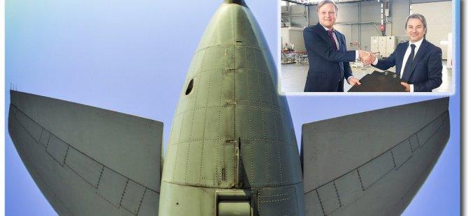 Maket Uçakla Başladı, Airbus'a Kuyruk İhraç Ediyor