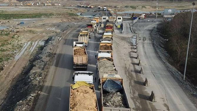 İstanbul'daki 11 bin kamyona cihaz takıldı