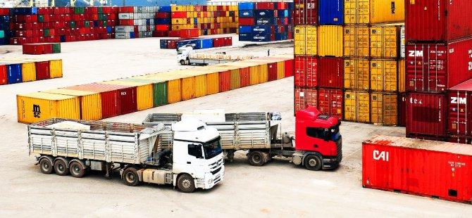 İhracat rakamları açıklandı, Rusya'ya ihracat yüzde 58 arttı