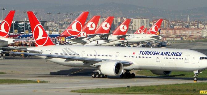 Türkiye, Aralık'ta Avrupa Sahasına En Fazla Uçuş Yapan Ülke Oldu