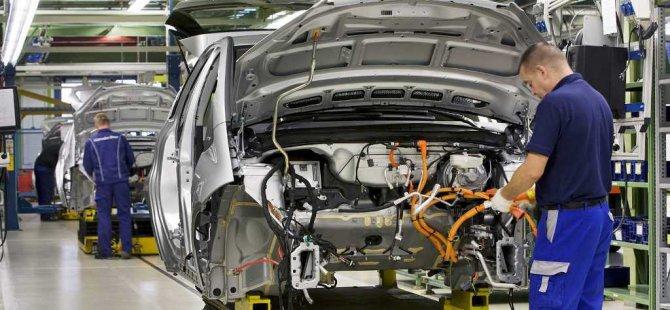 Otomotiv sektörü yılı 28,5 milyar dolar ihracatla kapattı