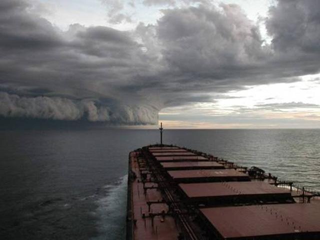 Bu gemide olmak ister miydiniz?