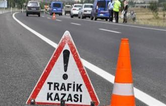 İstanbul güne kazalarla başladı! E-5'te trafik felç