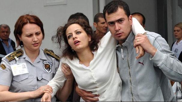 Liman kazasında suçlu 'Yakamoz!'