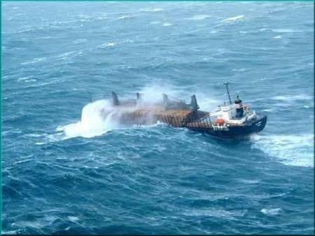 Meteoroloji artık denizcilere kılavuz oldu