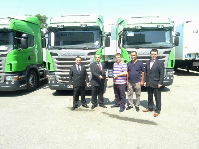 As Star, Scania ile büyümeye devam ediyor