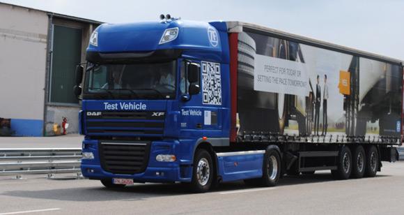ZF'den dünya çapında yenilik:Tarxon kamyon şanzımanı