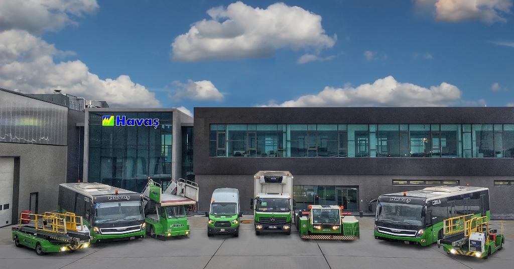 Havaş İstanbul Havalimanı'nda iki kat büyüdü