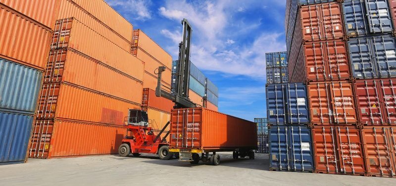 Container shortages exacerbated by slow turnaround times