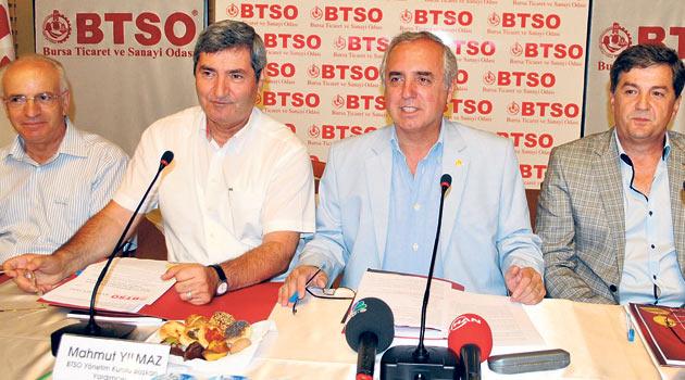 Bursa'ya Tofaş ve Renault mührü