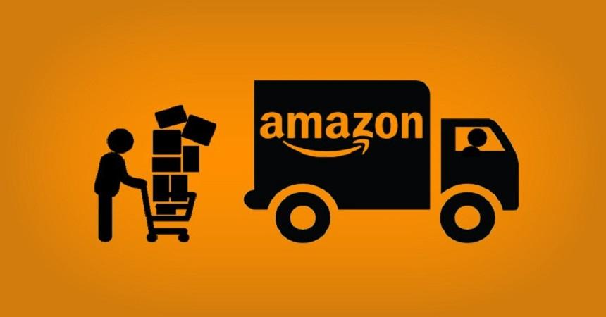 Amazon, çok sayıda kamyon motoru alıyor