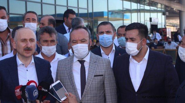 """""""Ankara-Kırıkkale karayolu 3 şerit olacak"""""""