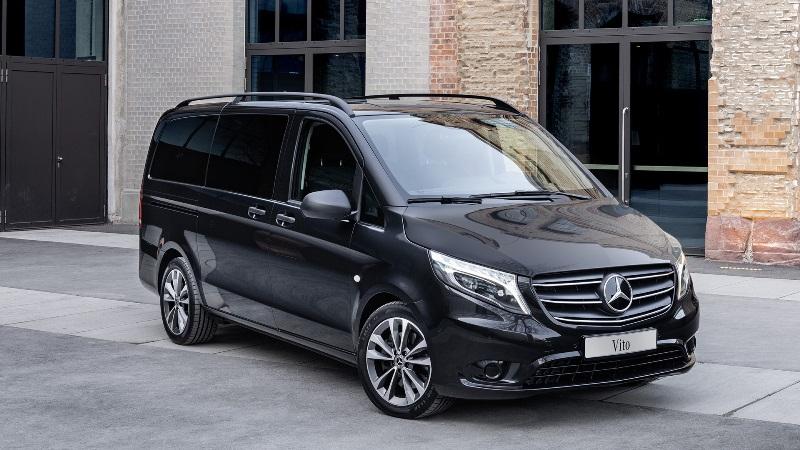 Yeni Mercedes-Benz Vito Tourer Türkiye'de