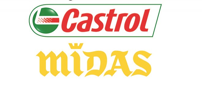 Midas'ın tercihi Castrol