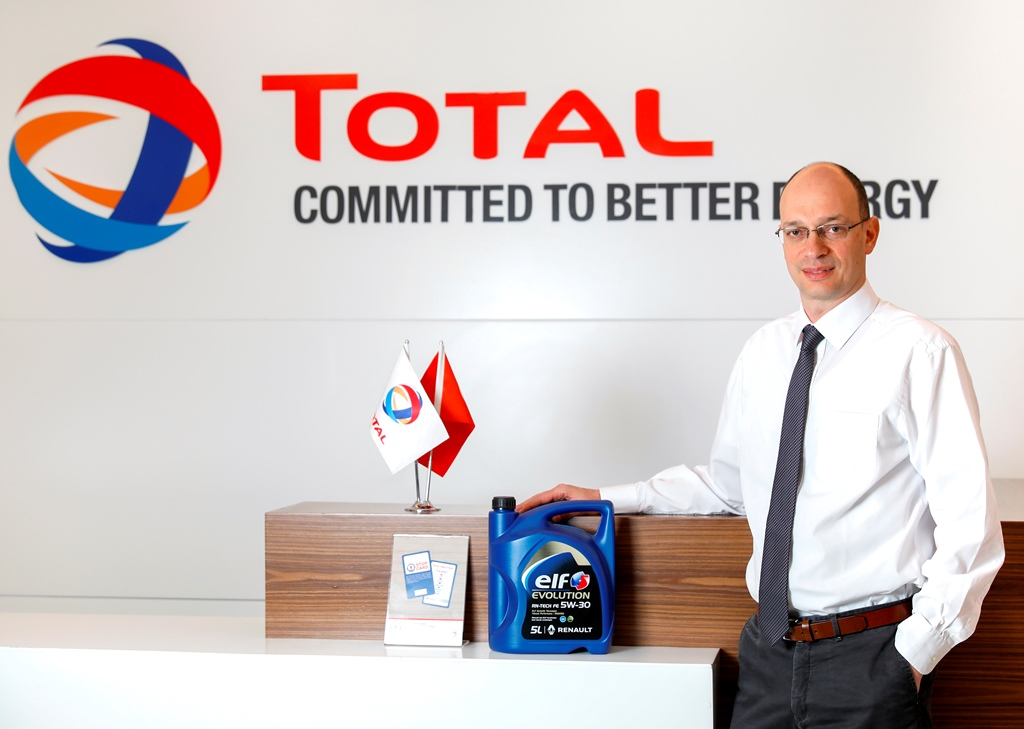 TOTAL'den araç bakımında hızlı ve güvenilir hizmet
