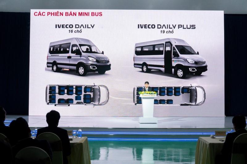 IVECO Daily Minibüs için Vietnam'da yeni fabrika