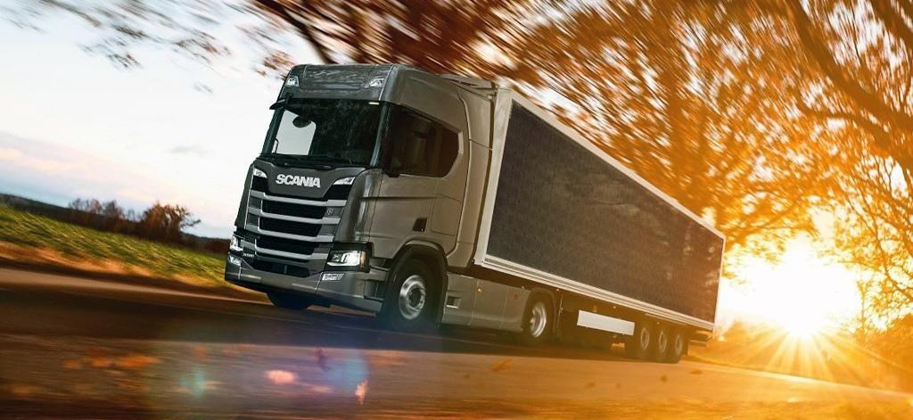 Scania, Hibrit Kamyonu  Güneşten Şarj Edecek