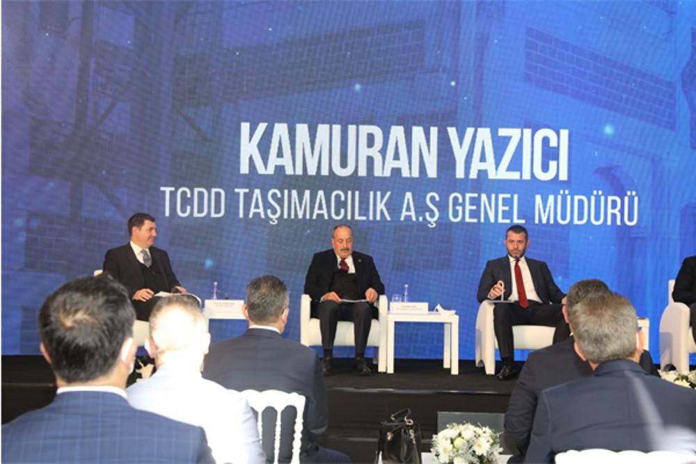 Türkiye'den Çin'e ihracatta demiryolu hedefi