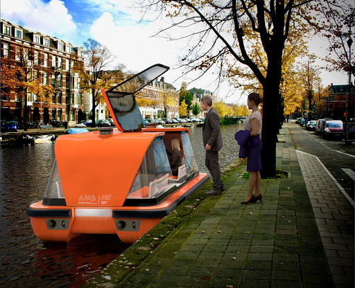 Roboat projesi, ilk otonom tekne filosu olma yolunda