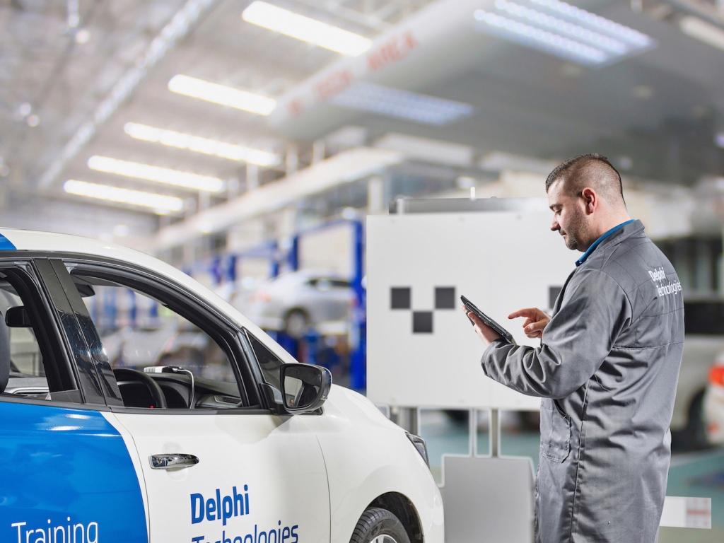 Delphi Technologies'te özel servislerin kalibrasyon yeteneği artıyor