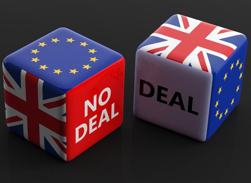 Logistics businesses face £240 million 'no deal' Brexit bill