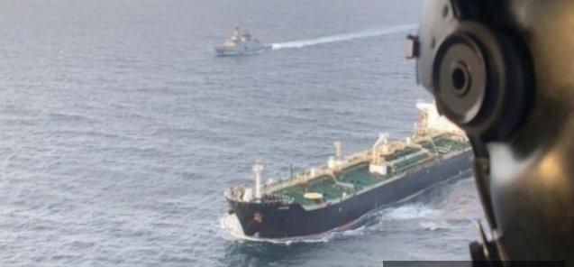 ABD el koyduğu İran benzinini 40 milyon dolara sattı
