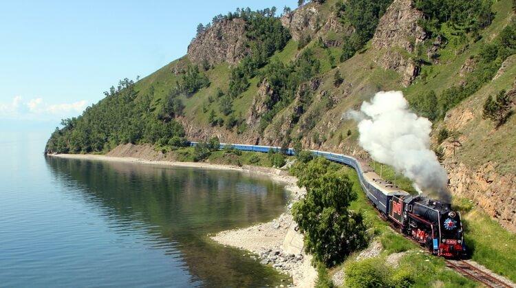 Demiryolu severler için 10 efsane tren rotası