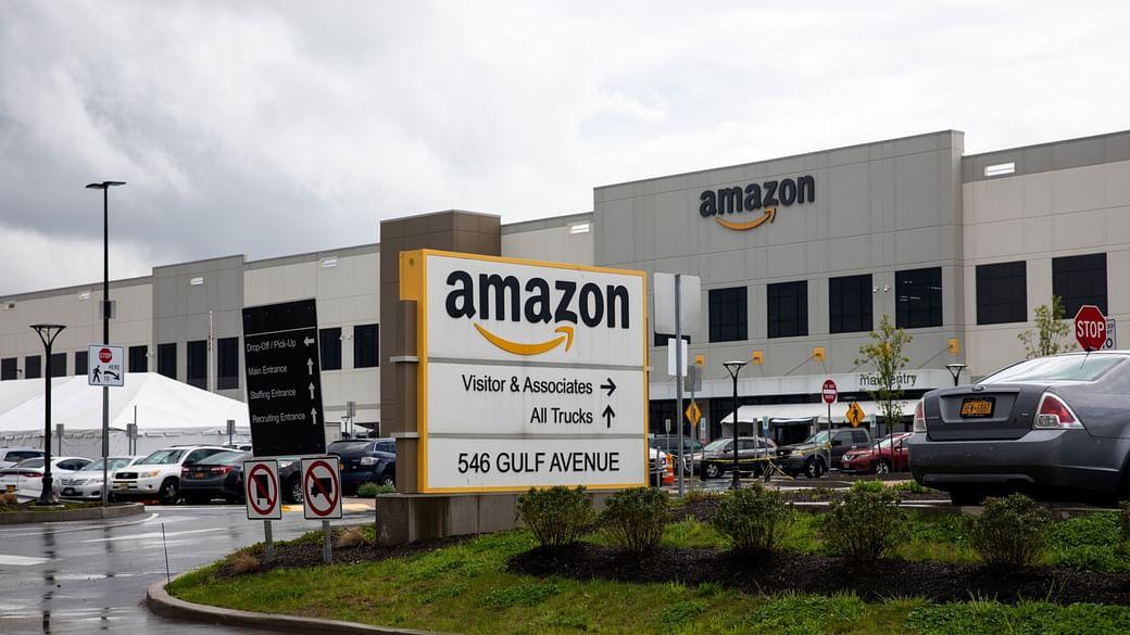 Amazon, Avrupa'daki İlk ilk hava kargo merkezini açtı