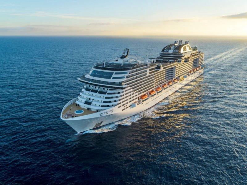 MSC Cruises'dan Yaz kampanyası: ikinci kişi ücretsiz