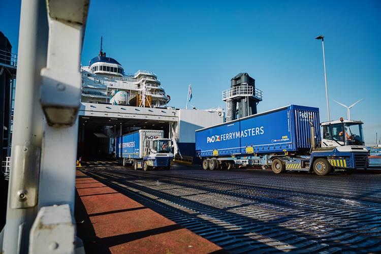 P&O Ferrymasters, İtalya-Norveç hattını başlattı