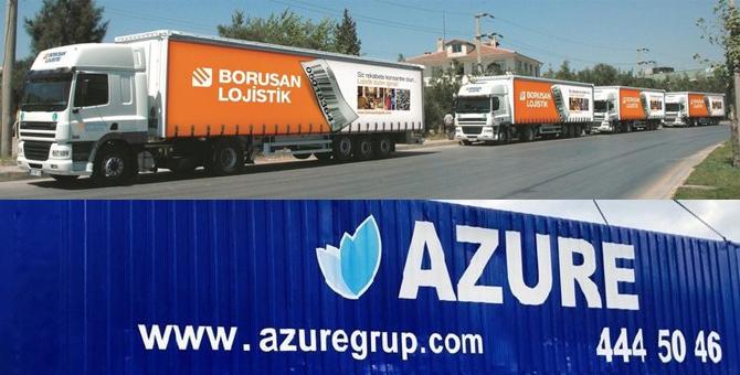 Azure ve Borusan'dan dolandırıcılık açıklaması