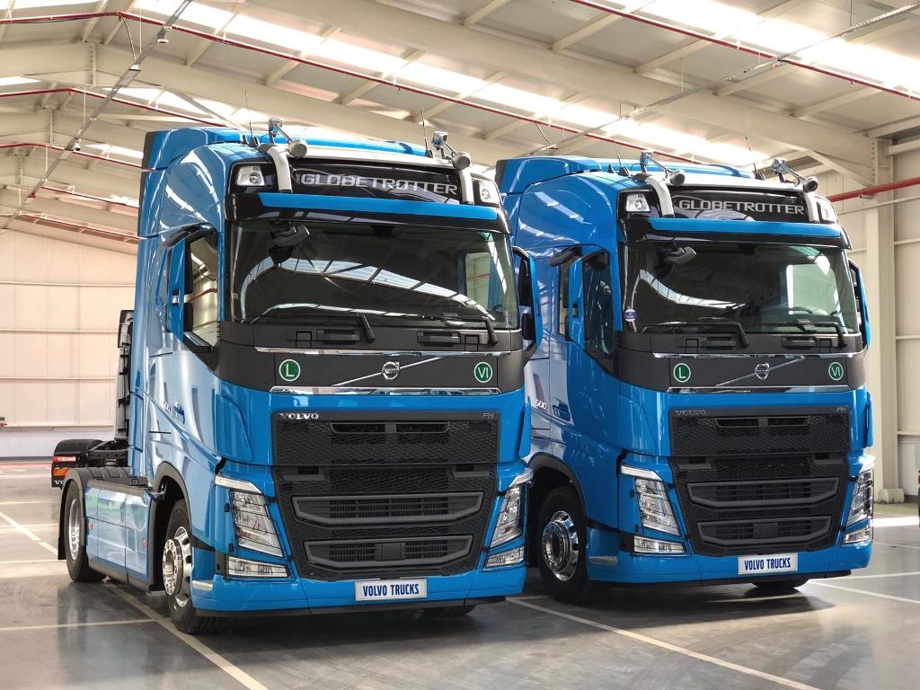 Özkeleşler Nakliyat'ın tercihi yine Volvo Trucks oldu