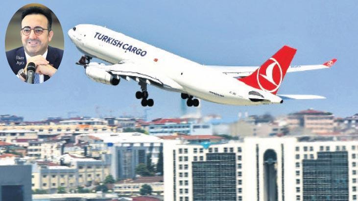 """""""Dünyada en çok noktaya Turkish Cargo uçuyor"""""""