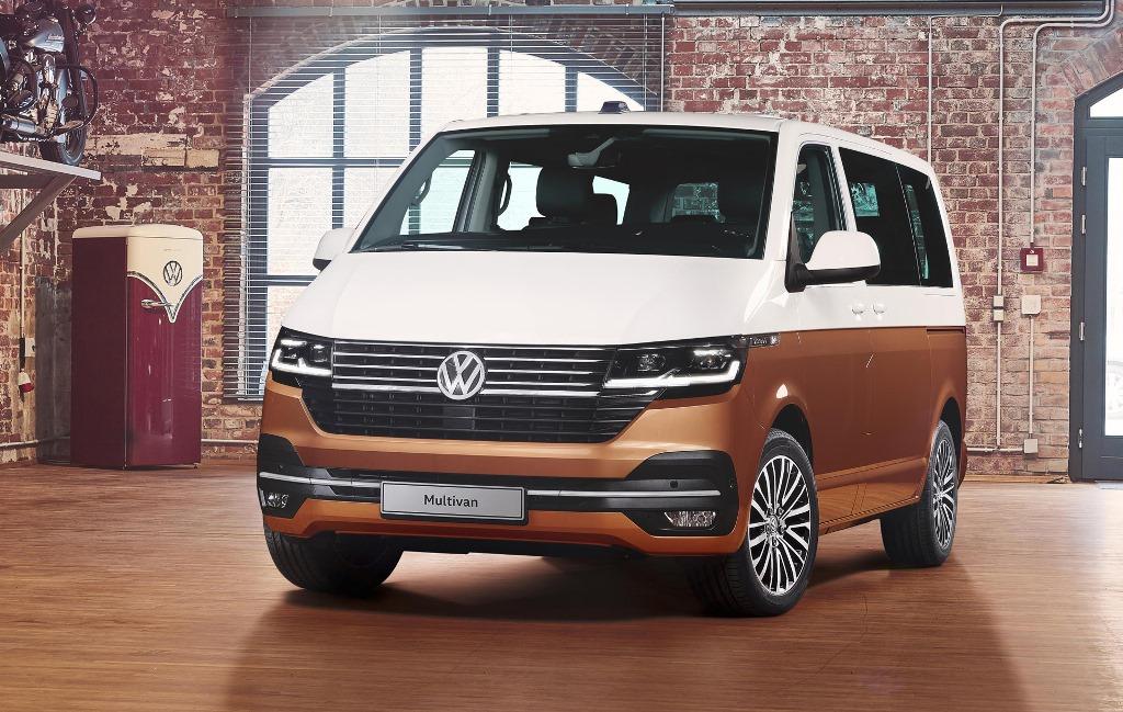 """""""VW'nin T6 vanı Ford Otosan fabrikasında üretilecek"""""""