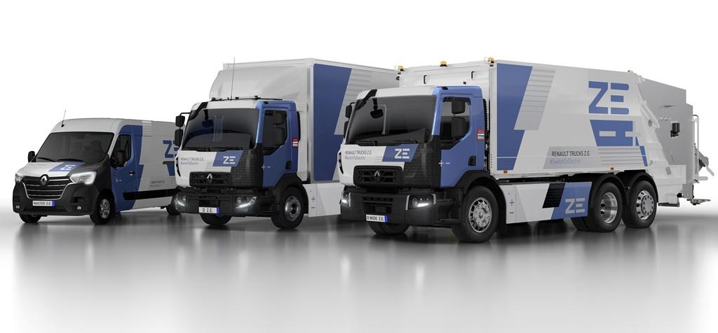 Renault Trucks, elektrikli araç serisini genişletiyor