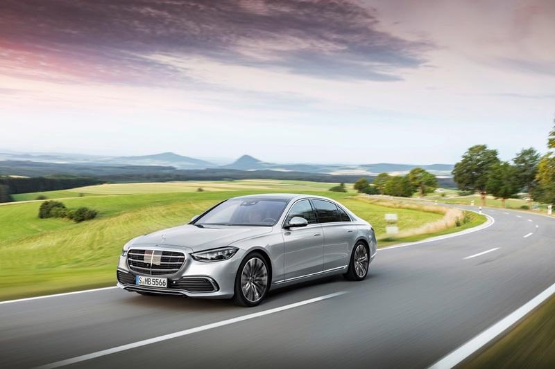 Yeni Mercedes-Benz S-Serisi Türkiye'de