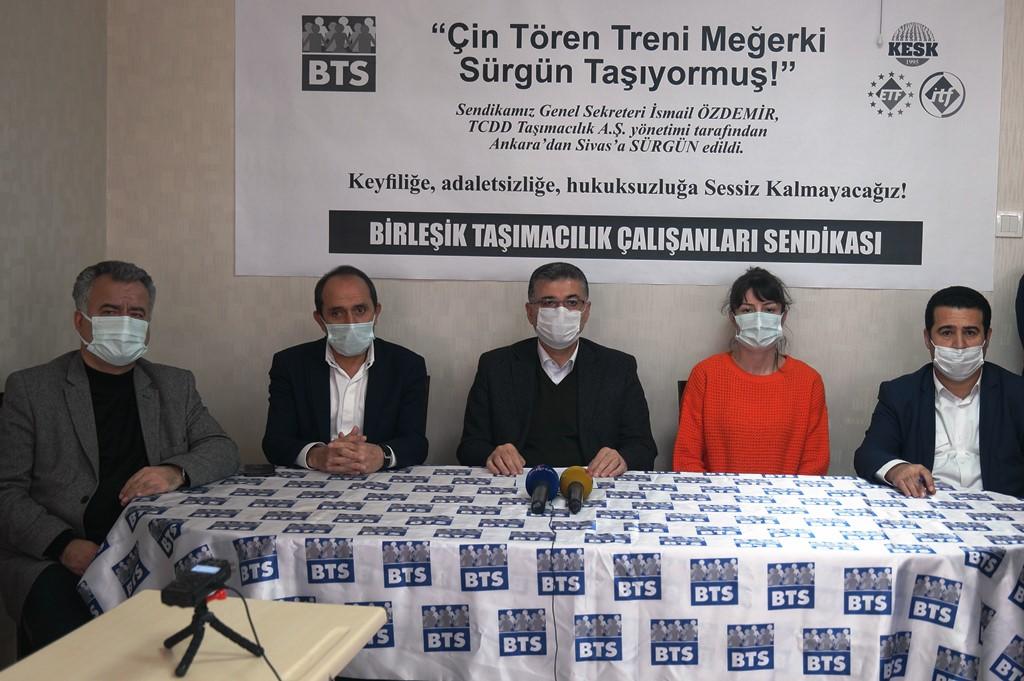 """""""Çin'e ihraç treni"""" için TCDD yöneticilerine suç duyurusu"""