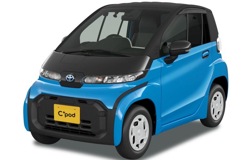 Toyota ultra kompakt elektrikli aracını satışa sundu