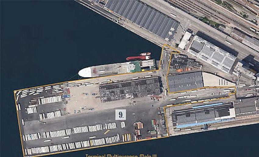 Ekol'e ait Trieste'deki limanın satışına inceleme
