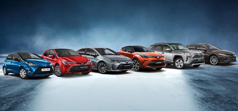Toyota'nın yeni yıl kampanyası otomobil sahibi yapar