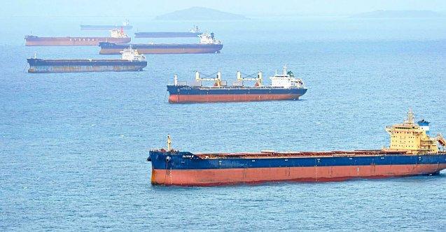 71 kuru yük gemisi Çin kıyılarında günlerdir bekliyor