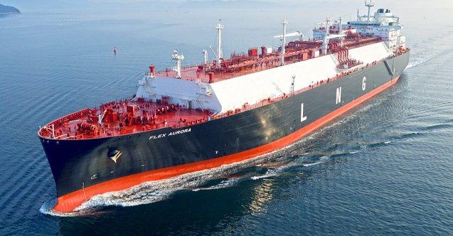 LNG taşımacılığında günlük gemi kirası 350 bin dolara çıktı