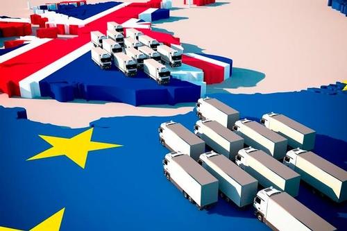 İngiltere lojistik sektörü çöküşün eşiğinde
