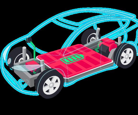 Kordsa, elektrikli araçların bataryalarını hafifletiyor