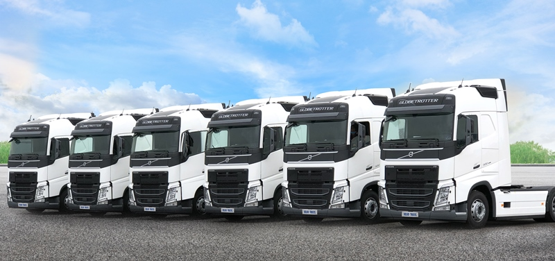 Karayel Nakliyat,   yeniden Volvo Trucks'ı tercih etti